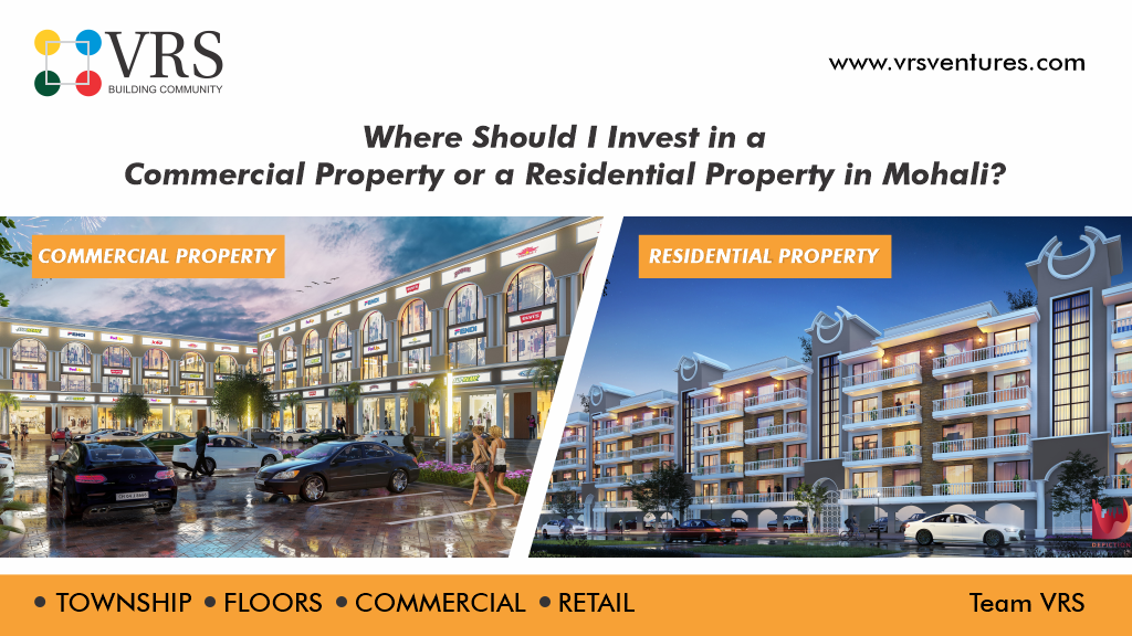 Where Should I Invest in a Commercial Property or a Residential Property