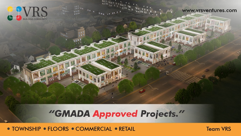 GMADA Approved Projects in Mohali