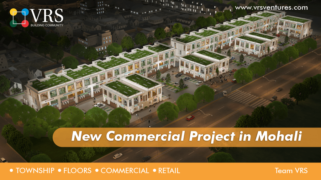 New Commercial Project in Mohali