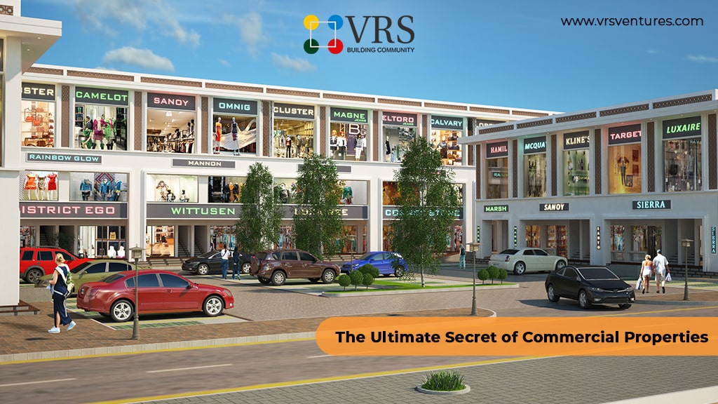 Ultimate Secret of Commercial Properties