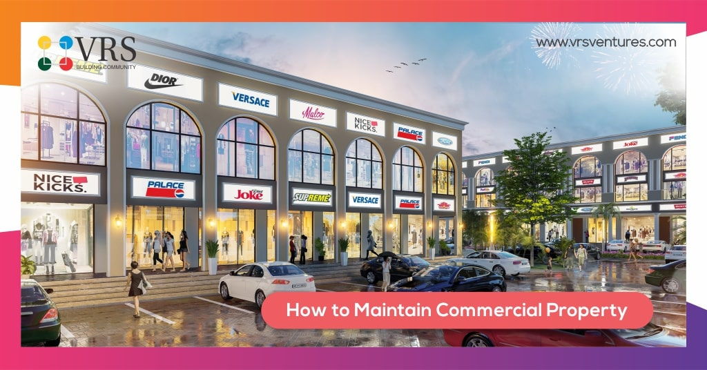 How to Maintain Commercial Property