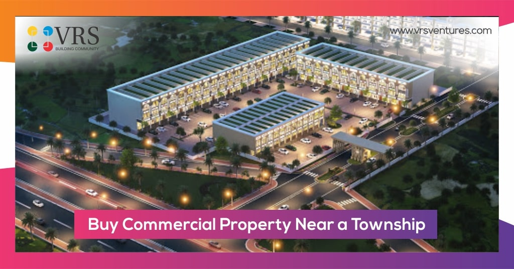 Buy Commercial Property Near Township